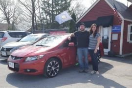 Jake Martell New Owner 2013 Honda Civic SI - Copy