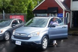 New Owner 2009 Honda CR-V EX Kathleen Houle - Copy