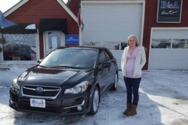 New Owner 2015 Subaru Impreza Devyn L - Copy
