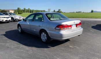 2001 Honda Accord full