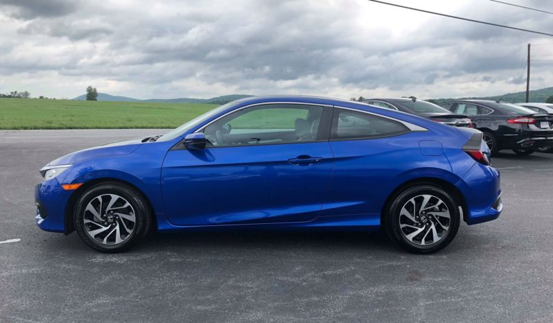 2016 Honda Civic LX-P full