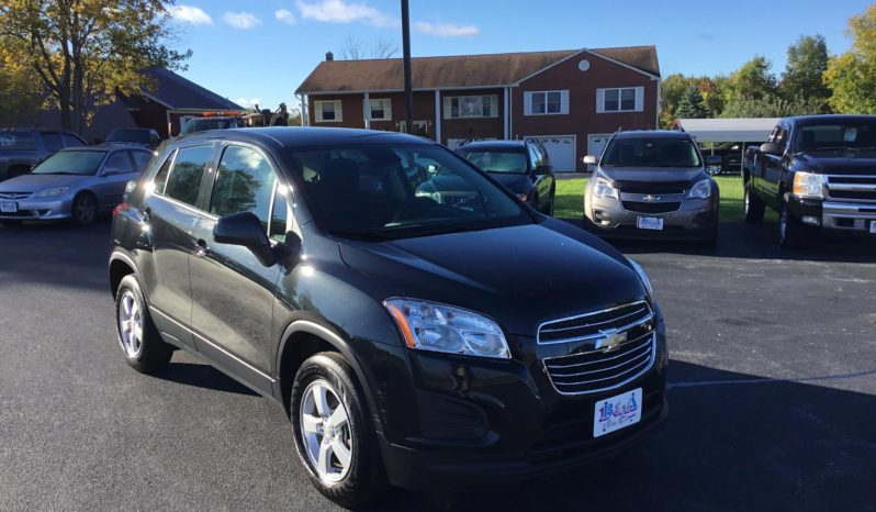 2016 Chevy Trax LS full