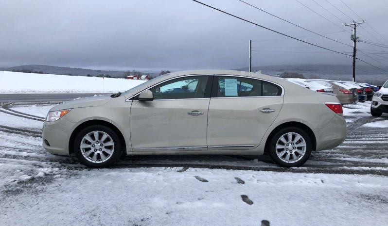 2013 Buick Lacrosse CX full