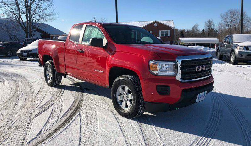 2015 GMC Canyon full