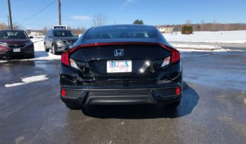 2017 Honda Civic LX-P full