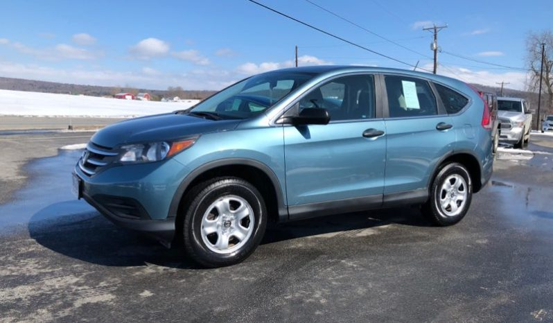 2013 Honda CR-V LX full